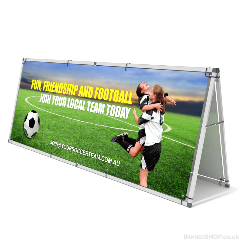 banners and roller banners